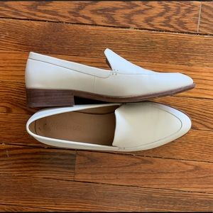 Madewell Francis Loafer in White
